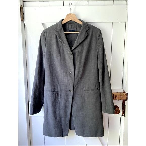Vintage Burberry Prorsum Trench Coat